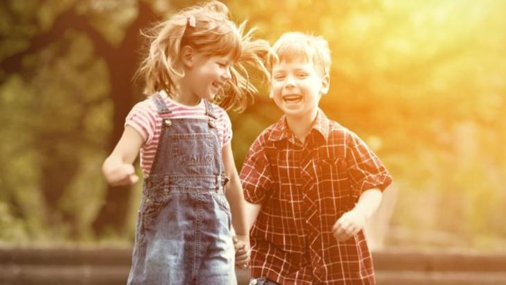 1 iunie - Ziua copilului Foto: gov.ro
