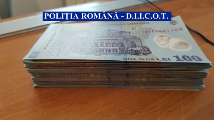 falsificatori bancnote diicot bucuresti