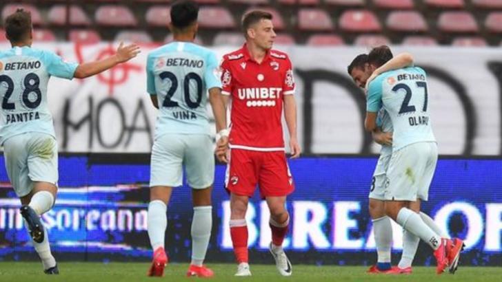 Cupa României: Roș-albaștrii, cu un pas în marea finală! Dinamo - FCSB, scor 0-3