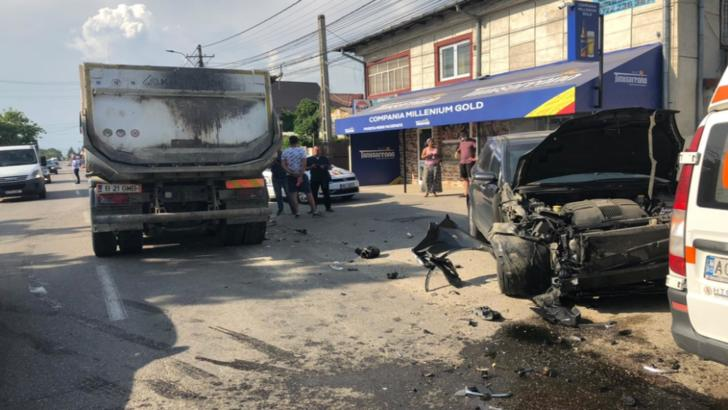 arges accident
