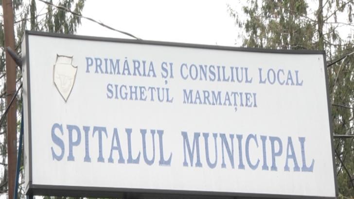 13 cadre medicale de la Spitalul Municipal Sighetu Marmației, infectate cu COVID-19