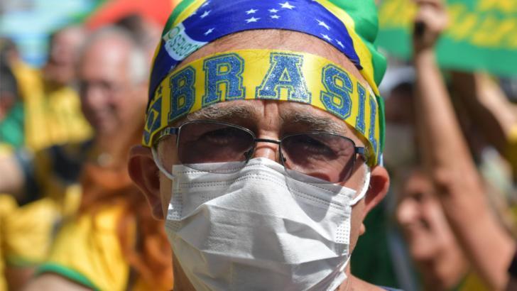Brazilia, un nou record negru: peste 130.000 de morți din cauza COVID