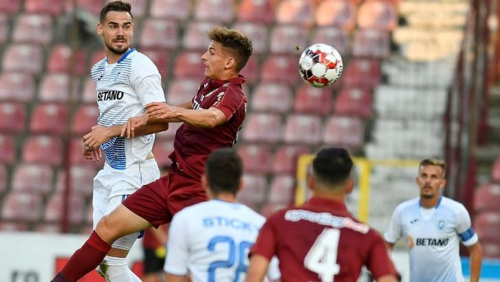 Craiova relansează lupta la titlu în Liga 1! Cinci goluri în derby-ul cu CFR Cluj