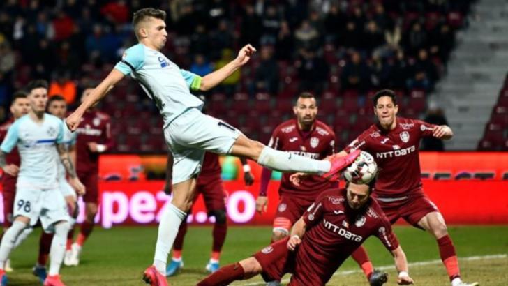 Deja-vu în Gruia! CFR Cluj, o nouă victorie la limită în fața FCSB-ului