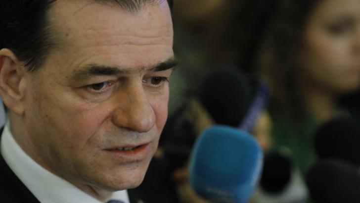 Ludovic Orban, anunț important despre situația românilor infectați cu COVID-19 din abatoarele din Germania  / Foto: Inquam Photos