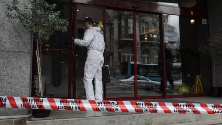 Fostul judecător iranian Gholam Reza Mansouri a murit după ce a căzut de la etajul şase al hotelului Duke din Capitală Foto: Inquam Photos/Octav Ganea