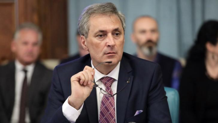 Marcel Vela, ministrul Afacerilor Interne