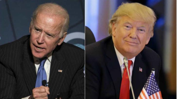 Alegeri SUA: Biden ia avans față de Trump în sondajele de opinie