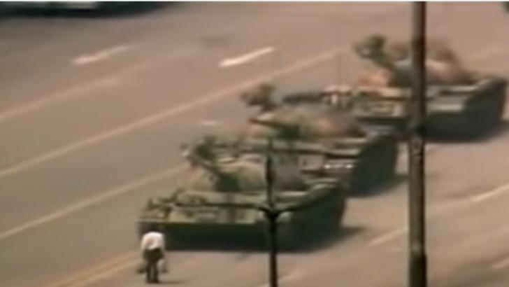 piata Tiananmen 1989
