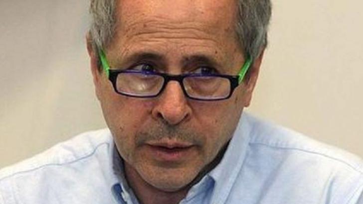 Andrea Crisanti, directorul Departamentului de Microbiologie și Virusologie de la Universitatea din Padova, Italia