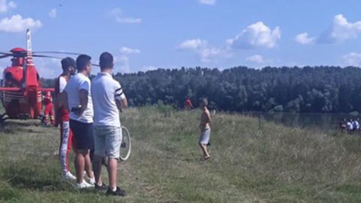 Un adolescent a murit înecat în apele Dunării, în județul Giurgiu Foto: Realitatea de Giurgiu