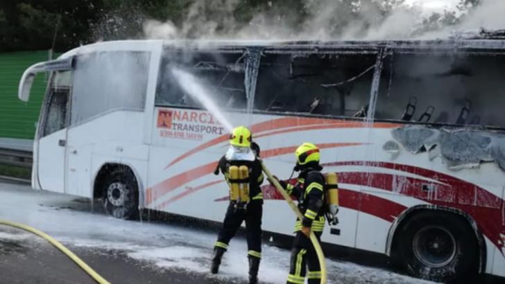 incendiu austria 2