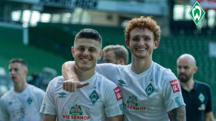 """VIDEO   """"Muzicanții"""" din Bremen, salvați pe final de sezon! Dramatism în ultima etapă din Bundesliga"""