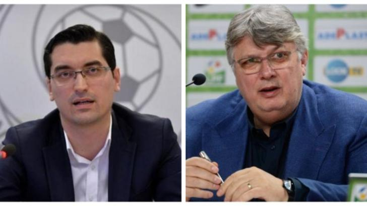 Conflict între FRF și LPF! Mesajul dur transmis de Gino Iorgulescu