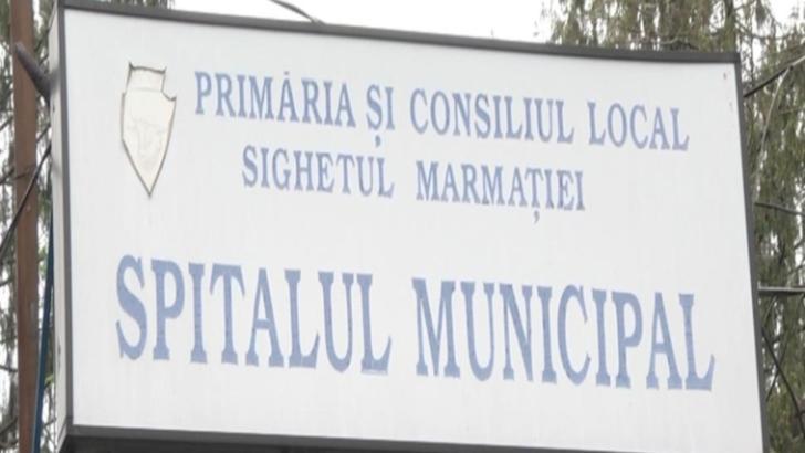 Încă 18 pacienți de la Spitalul Municipal Sighetu Marmației, confirmați cu COVID-19