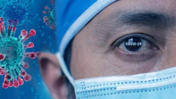 Cadre medicale infectate cu noul coronavirus