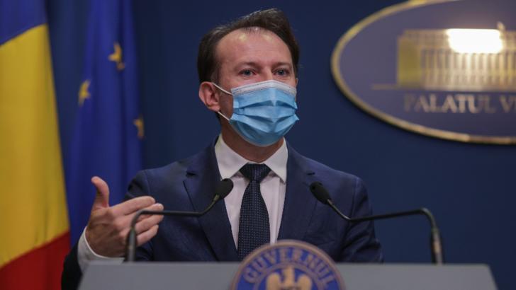 Ministrul de Finanțe, Florin Cîțu