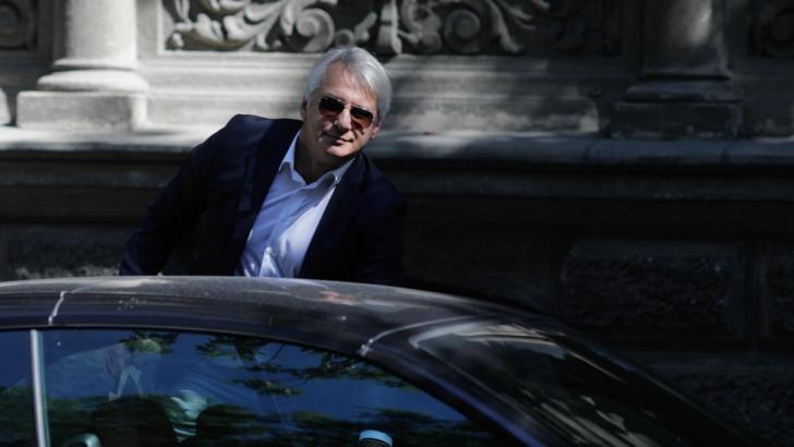 Eugen Teodorovici, la DNA. Fostul ministru, explicații într-un dosar de corupție / Foto: Inquam Photos /George Calin
