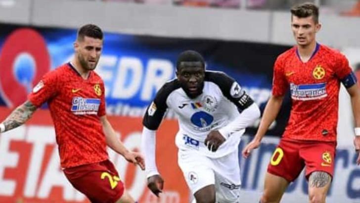 FCSB - Gaz Metan Mediaș 2-2! Două goluri în prelungirile meciului