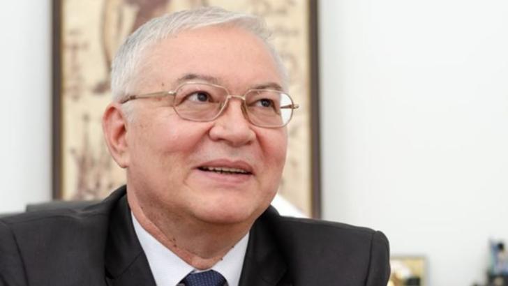 Constantin Florescu a uitat complet numele PMP din partea căruia candidează pentru Primăria Buzău Foto: Facebook
