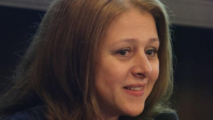 Simona Pârvu, director general INSP Foto: Facebook