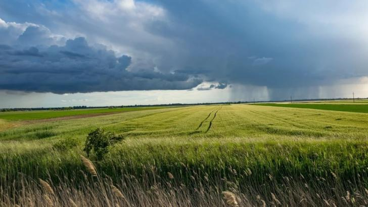 Alertă meteo: este cod GALBEN de furtuni și vijelii - HARTA