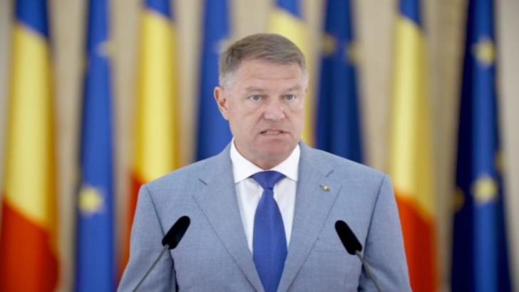 Klaus Iohannis, la Consiliul European de la Bruxelles
