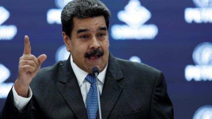 Nicolas Maduro, președinte Venezuela