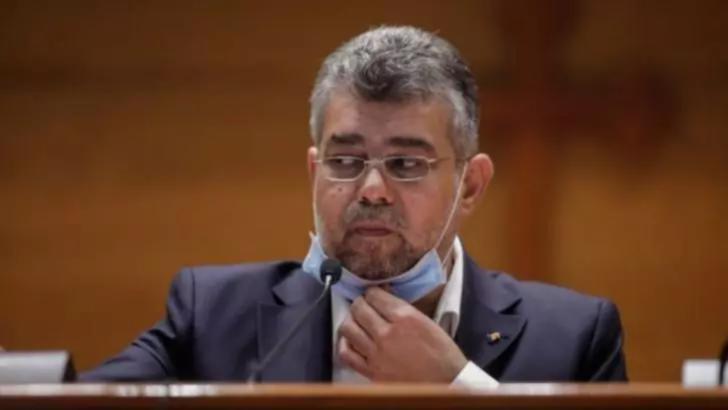 Marcel Ciolacu, președinte interimar PSD și președintele Camerei Deputaților