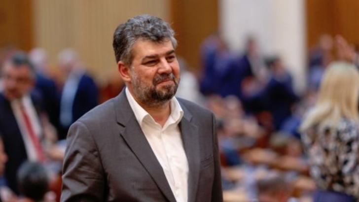 Marcel Ciolacu, președinte interimar PSD