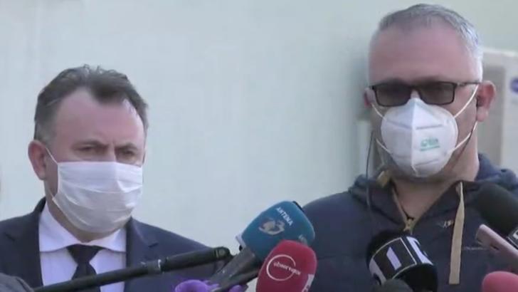 Adrian Ionel, director UNIFARM acuzat de luare de mită pentru achiziții în criza Coronavirus Foto: Inquam Photos/Octav Ganea