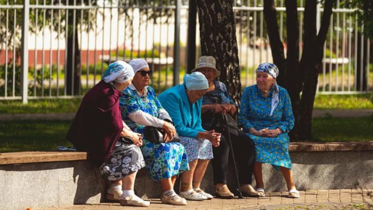 Vârstnici Foto: Pixabay.com