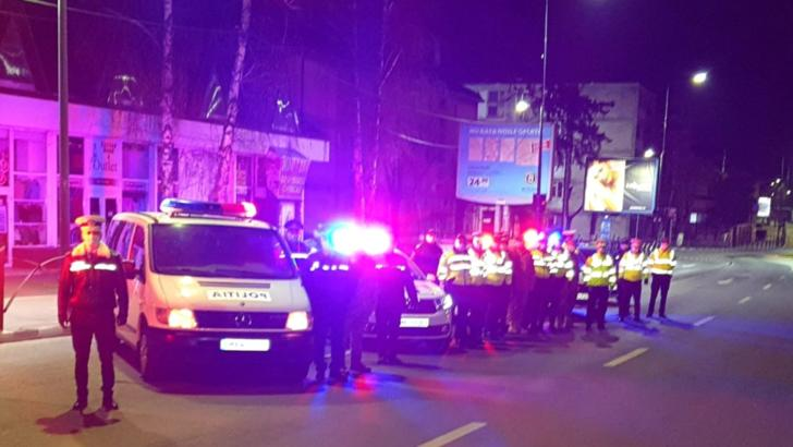 politist mort capitala