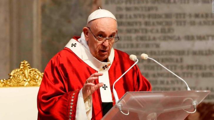 garda papei francisc