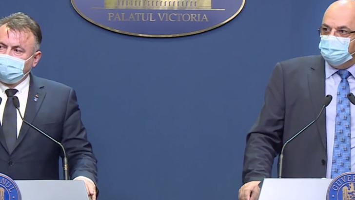 STARE DE ALERTĂ | Nelu Tătaru și Raed Arafat au anunțat noile MĂSURI după ședința de Guvern