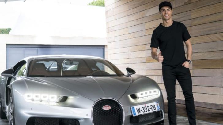Ronaldo, primul miliardar din fotbal! Doar doi sportivi au mai atins pragul