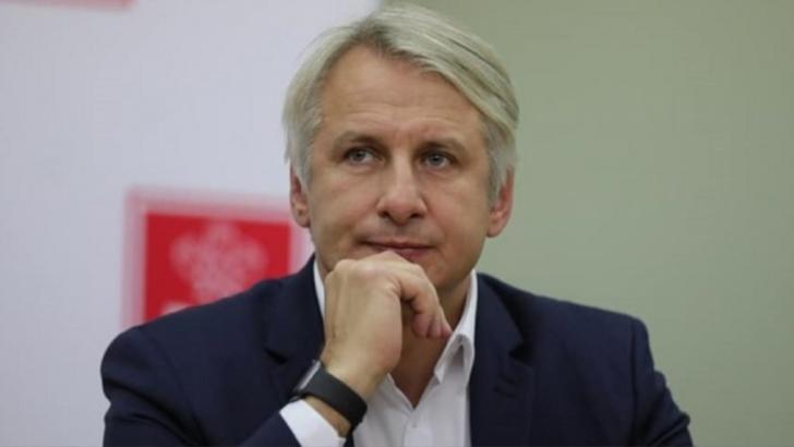 Eugen-Orlando Teodorovici, fost ministru de Finanțe