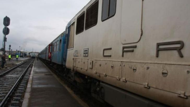 garnitura de tren ARHIVA
