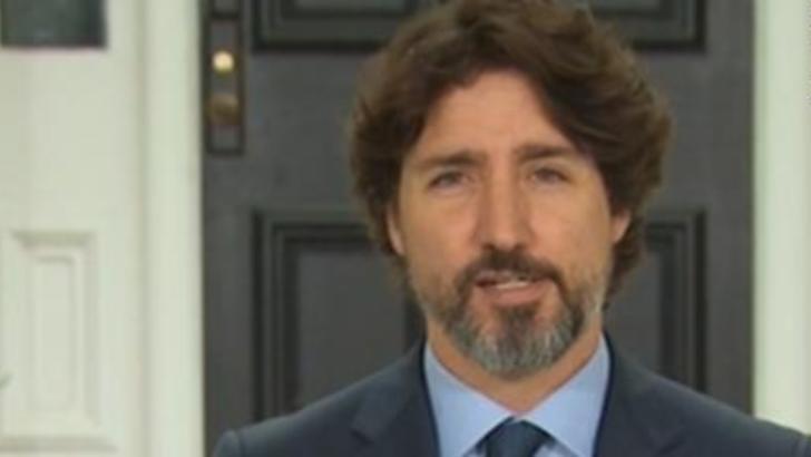 Un bărbat înarmat s-a plimbat timp de 13 minute prin curtea reședinței premierului Trudeau