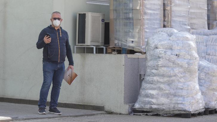 Adrian Ionel, director general UNIFARM, cercetat de DNA pentru o șpagă de aproape 800 de mii de euro în plină epidemie de coronavirus Foto: Inquam Photos/Octav Ganea
