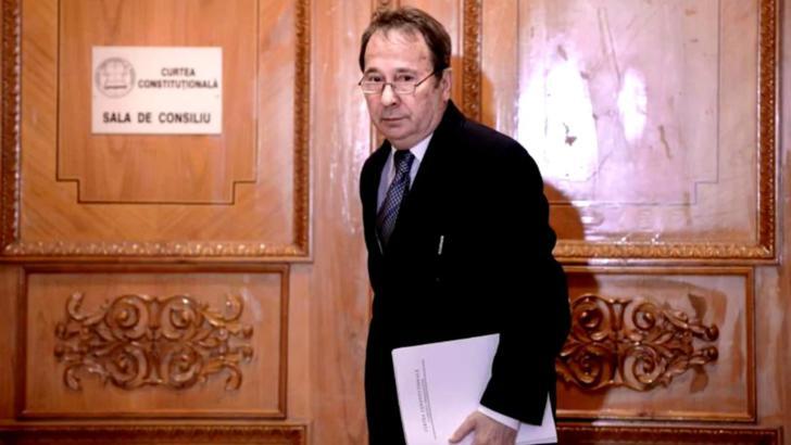 Valer Dorneanu, președintele Curții Constituționale a României