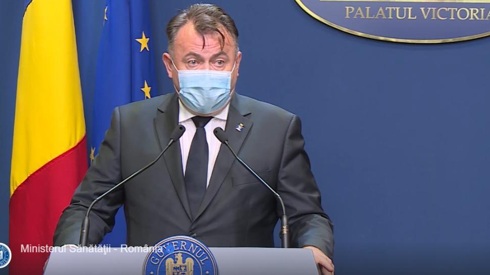 TĂTARU: Dincolo de ce a spus CCR, pentru cei care nu respectă izolarea există și Codul Penal