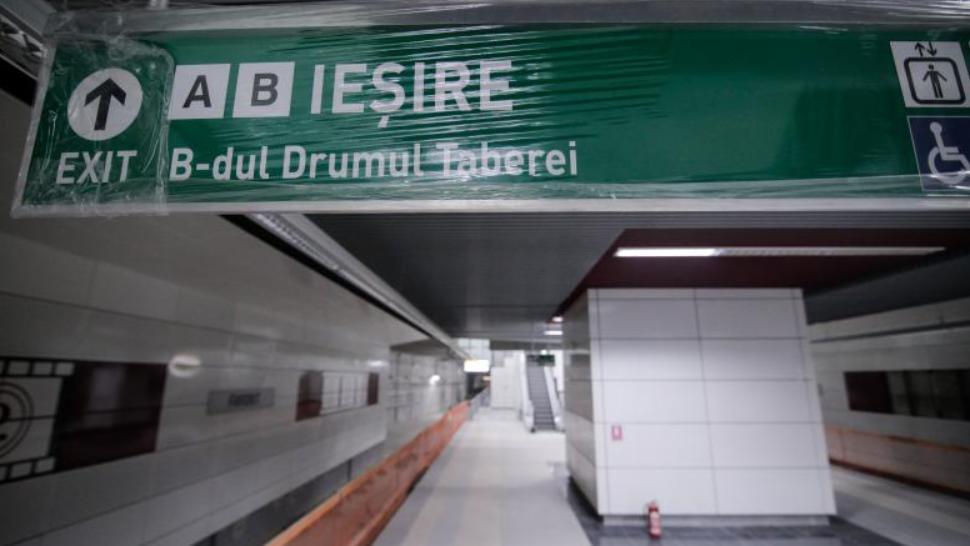 Nou director general la METROREX! Mariana Miclăuș, DEMISIE după ratarea inaugurării Metroului din Drumul Taberei