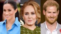 Prinţul Harry şi Adele se întâlnesc pe ascuns. Cum a reacționat Meghan Markle