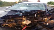 Accident teribil, în jud. Hunedoara: 7 victime, după ce a intrat cu mașina pe contrasens