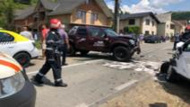 accident bistrita