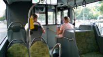 Primele autobuze hybrid Mercedes Citaro au intrat în circulație, în Capitală