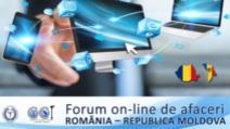 Forumul Online de Afaceri România – Republica Moldova