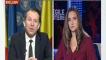 """""""Legile Puterii"""" Florin Cîțu: Banii europeni nu sunt pentru pensii și salarii, așa cum le spune românilor PSD"""