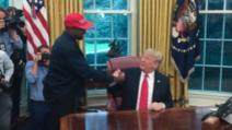 Rapperul Kanye West vrea să fie noul președinte de la Casa Albă